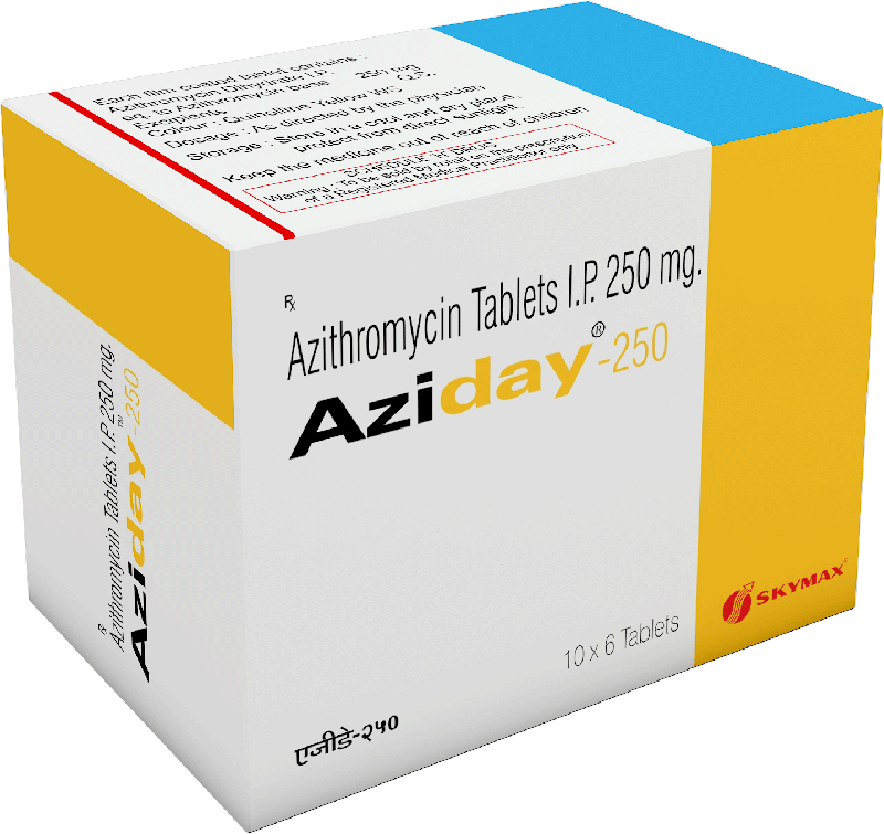 AZIDAY-250 TABLETS