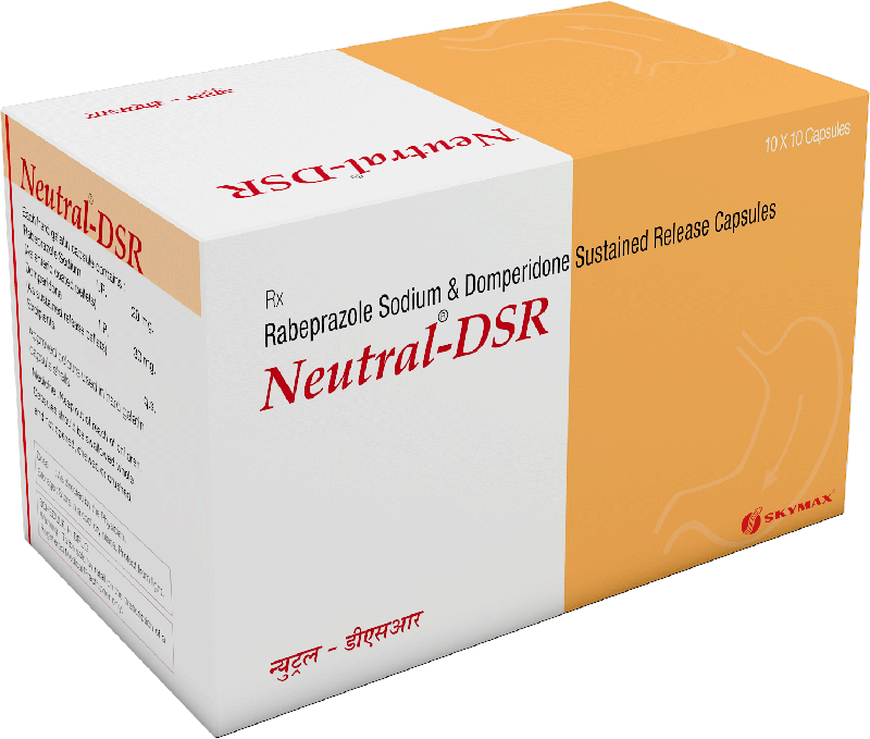 NEUTRAL – DSR TABLETS