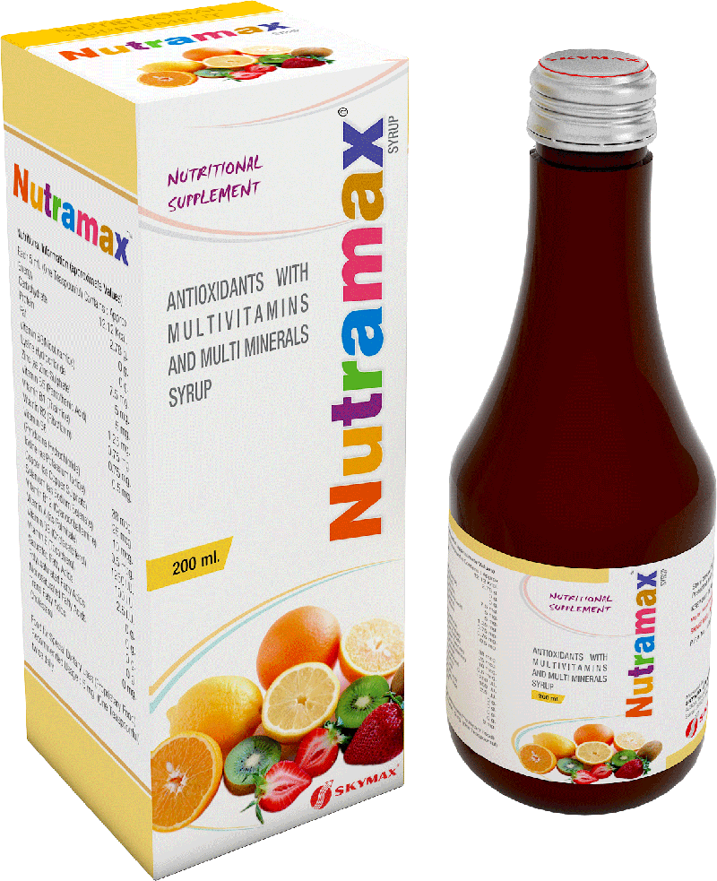 NUTRAMAX SYRUP