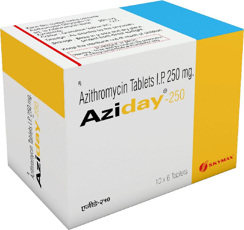 AZIDAY-250 TABLETS