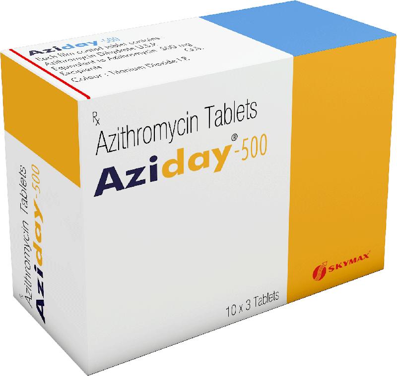 AZIDAY-500 TABLETS