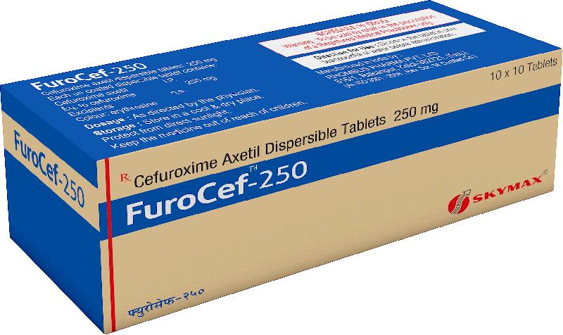FUROCEF-250 TABLETS