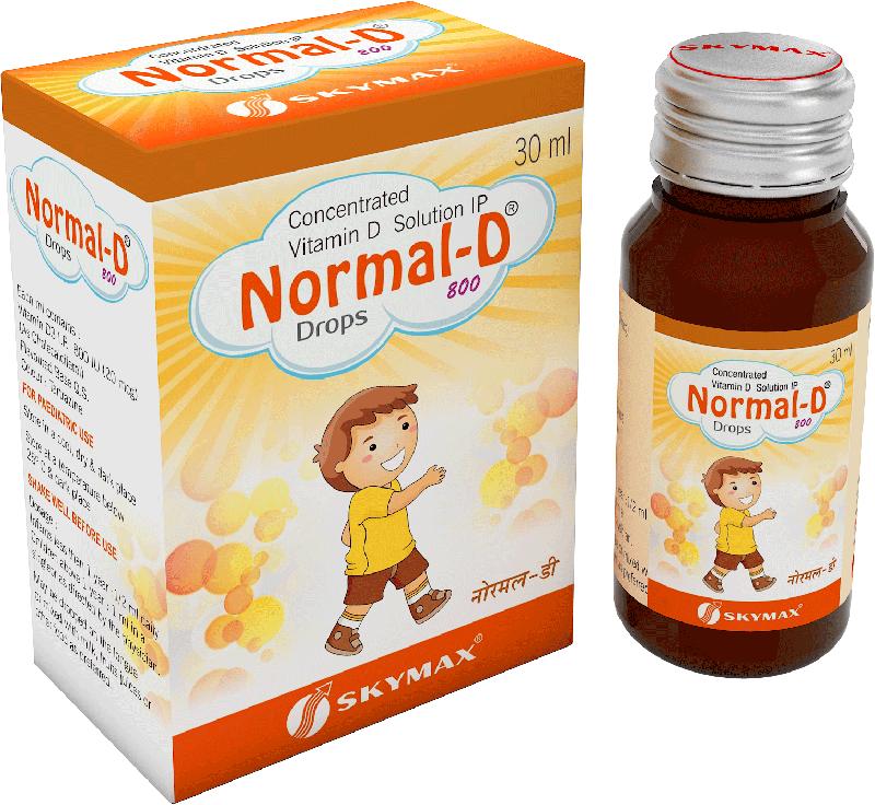 NORMAL-D DROPS