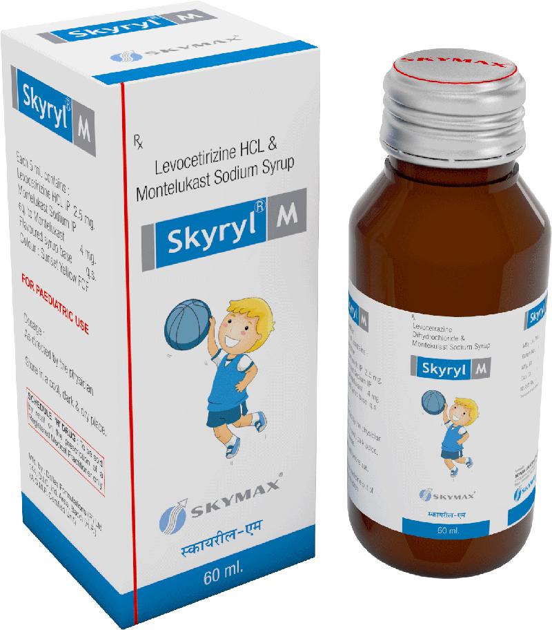 SKYRYL-M SYRUP