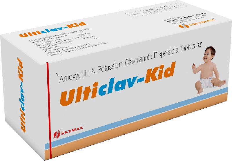 ULTICLAV-KID TABLETS